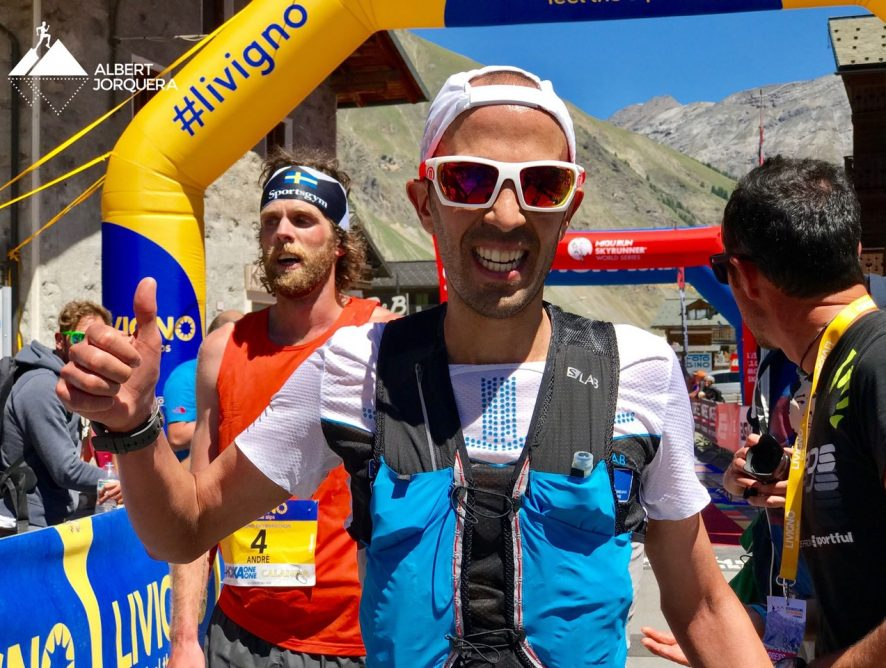 Marc i Òscar Casal, Top 20 a les Skyrunner© World Series de Livigno
