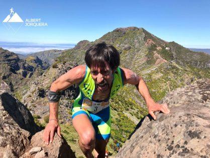 Ferran Teixidó venç al Vertical Kilometer® World Circuit de Madeira