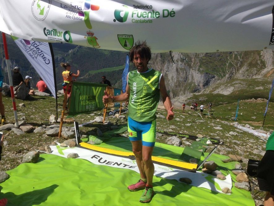 Ferran Teixidó torna a guanyar al Vertical Kilometer® World Circuit