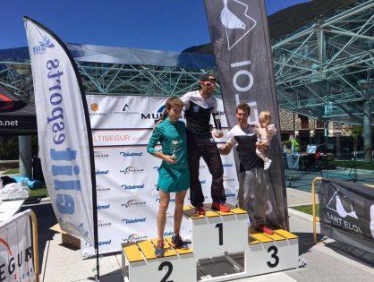 Multisegur Copa d'Andorra de Curses de Muntanya 2017- Travessa d'Encamp