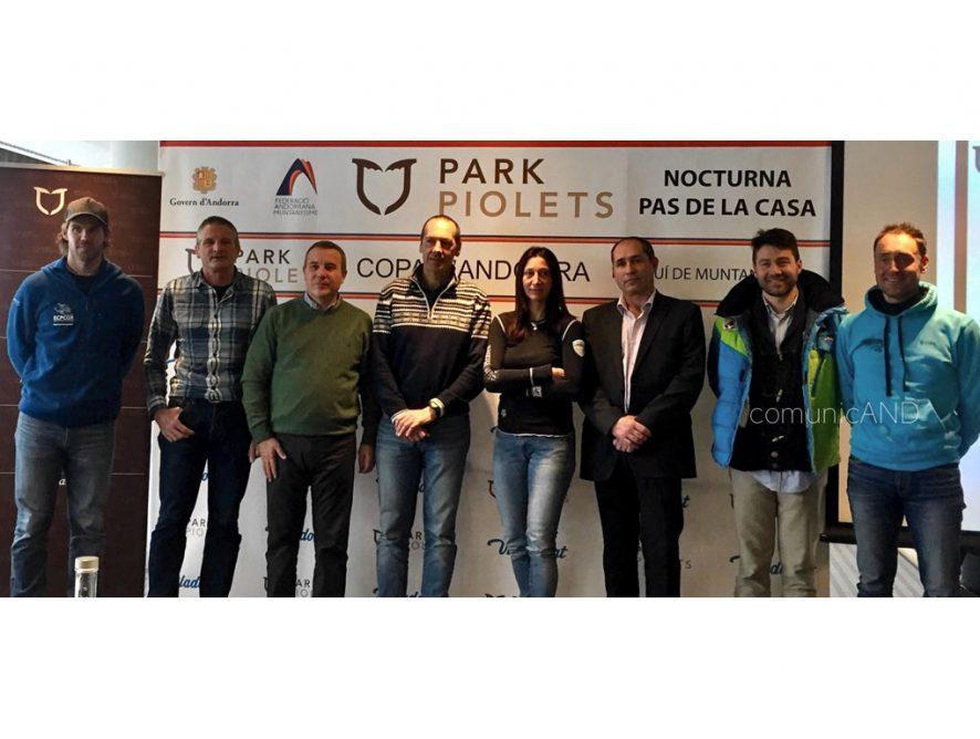PARK PIOLETS COPA D'ANDORRA D'ESQUÍ DE MUNTANYA 2017/2018