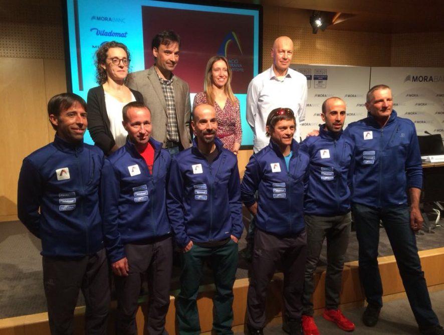 Equip nacional curses muntanya 2018