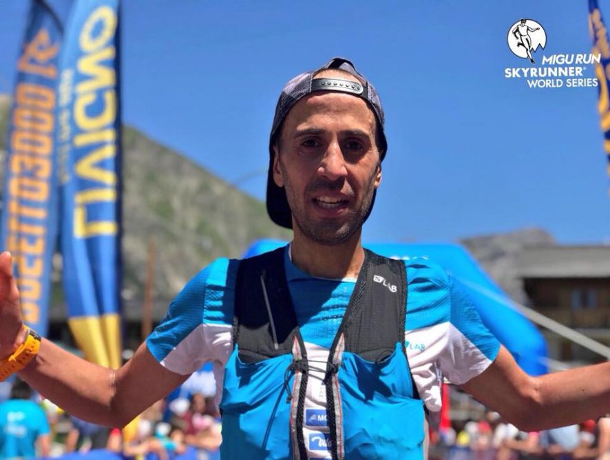 MARC CASAL, 4t A LES SKYRUNNER® WORLD SERIES
