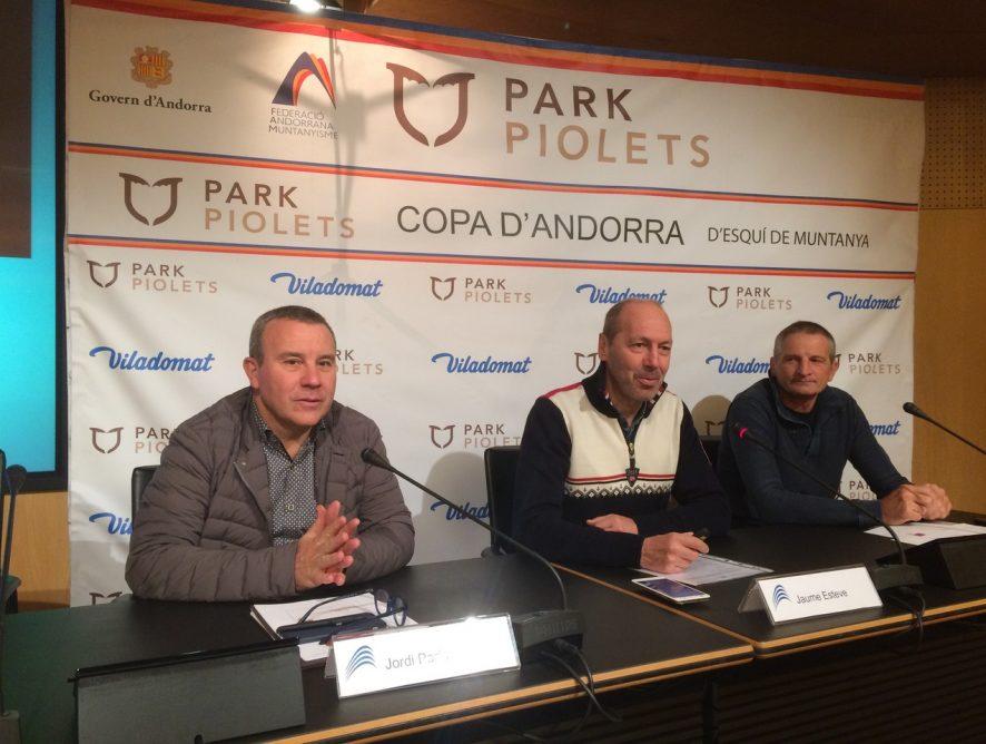 COPA D'ANDORRA AMB 9 PROVES