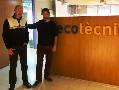 Ecotècnic: Nou col·laborador FAM