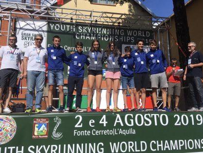 ORIOL OLM ES PROCLAMA CAMPIÓ DEL MÓN  AL KILÒMETRE VERTICAL ALS YOUTH  SKYRUNNING WORLD CHAMPIONSHIP