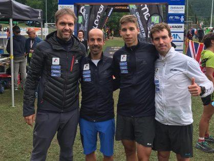 ÒSCAR CASAL FINALITZA EN 5a POSICIÓ ALS CAMPIONATS EUROPEUS DE SKYRUNNING