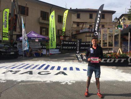 JULIO RODRÍGUEZ FINALITZA EN 20a POSICIÓ ALS CAMPIONATS D'EUROPA EN LA 2a edició de la ULTRA MAGA SKYMARATHON