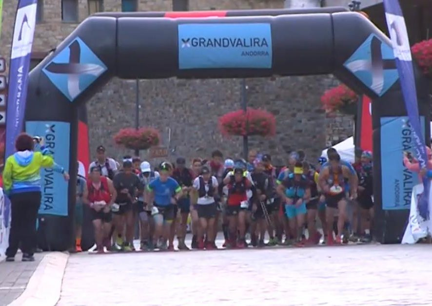 6a Marató de Muntanya de les Valls de Canillo - 32a Travessa de Canillo