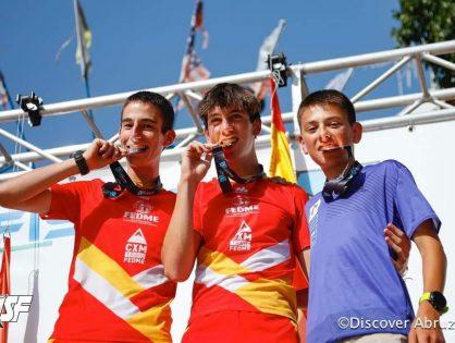 ANDORRA ASSOLEIX UNA FANTÀSTICA 5a POSICIÓ GENERAL ALS YOUTH SKYRUNNING WORLD CHAMPIONSHIPS